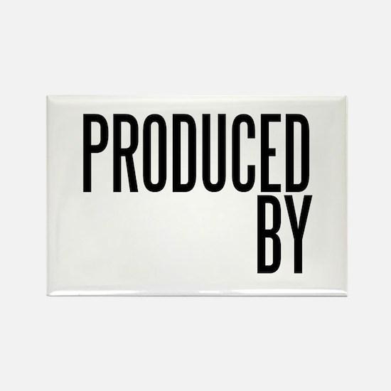 Film Producer Rectangle Magnet