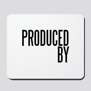 Film Producer Mousepad