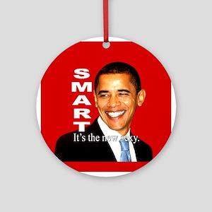 Sexy Smart Ornament (Round)