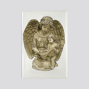 Angel of Learning Rectangle Magnet