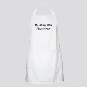 My Daddy is a Plasterer BBQ Apron