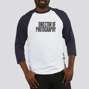 Director of Photography Baseball Jersey