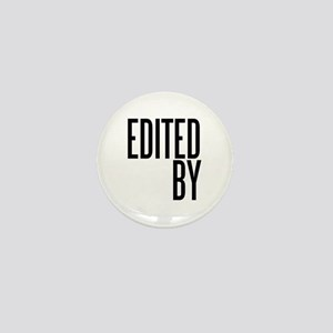 Film & Video Editor Mini Button