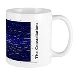 Galactic Coords Chart Of The Constellations Mugs