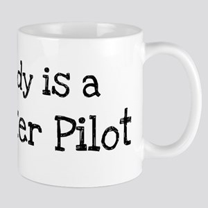 My Daddy is a Helicopter Pilo Mug