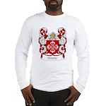 Pereira Family Crest Long Sleeve T-Shirt