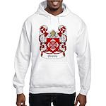 Pereira Family Crest Hooded Sweatshirt