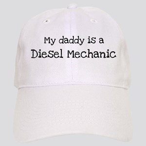 My Daddy is a Diesel Mechanic Cap