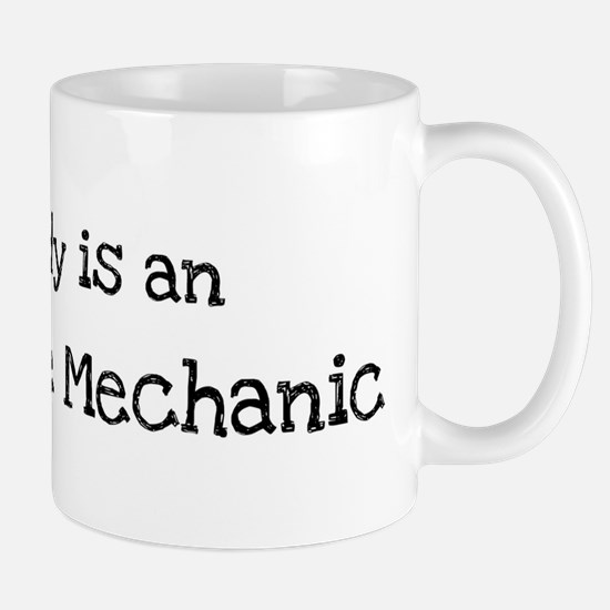 My Daddy is a Automotive Mech Mug