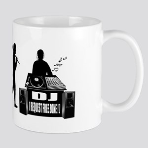 DJ Evolution 11 oz Ceramic Mug