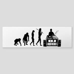 DJ Evolution Sticker (Bumper)