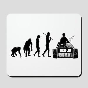DJ Evolution Mousepad