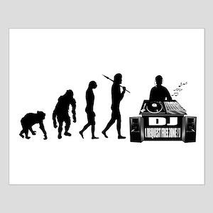 DJ Evolution Small Poster