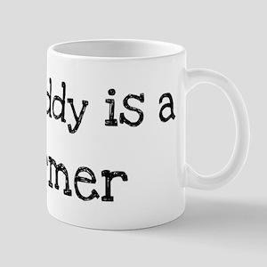 My Daddy is a Farmer Mug