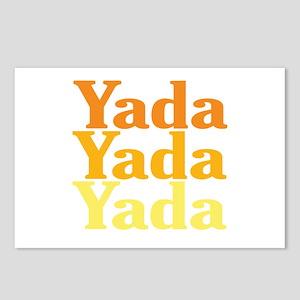 Yada Yada Yada Postcards (Package of 8)