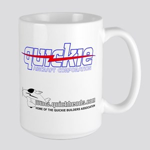 Pilots Prefer Quickies Large Mug