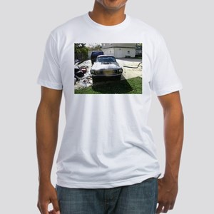 68 Mustang Fitted T-Shirt