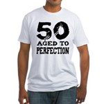 50th Birthday Fitted T-Shirt