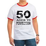 50th Birthday Ringer T