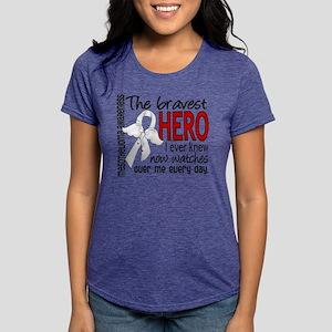 Bravest Hero I Knew Mesothelioma T-Shirt