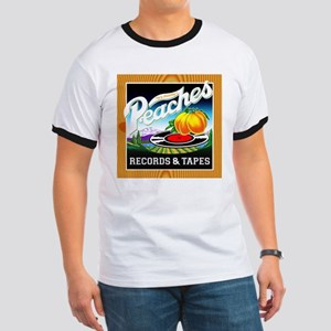 Peaches Records & Tapes Ringer T