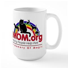 IMOM Large Mug