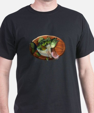 Big Mouth Bass T-Shirt