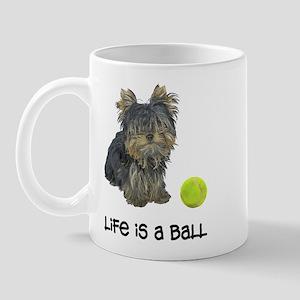 Yorkie Life Mug