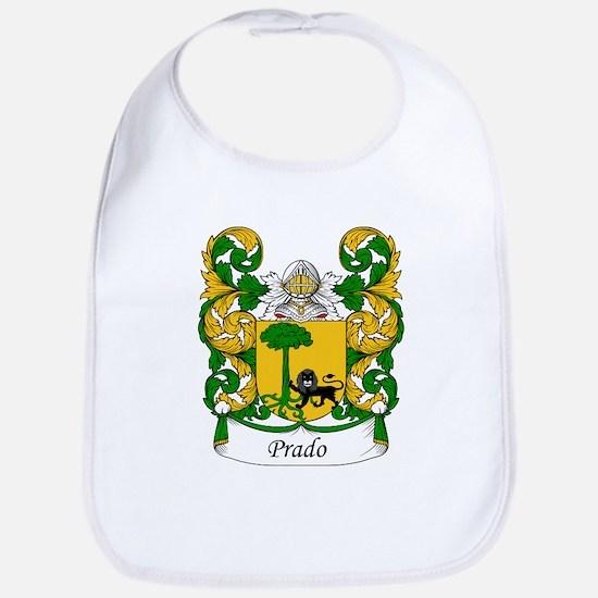 Prado Family Crest Bib