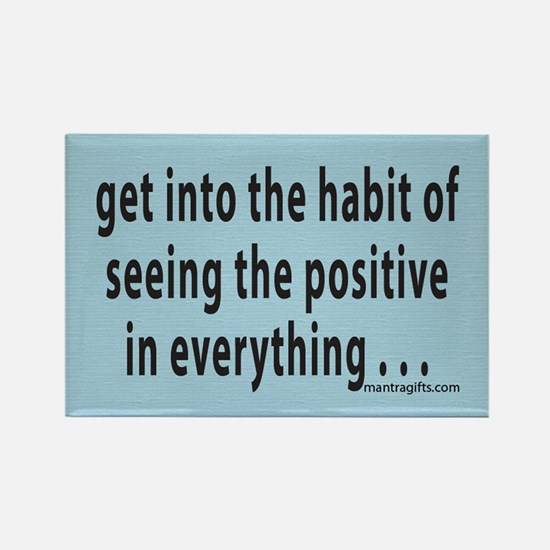 Positive Habit Magnet