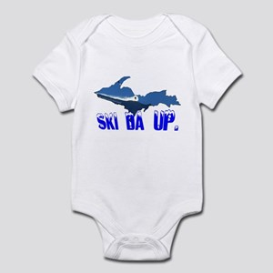 Ski da UP, eh? - Infant Bodysuit