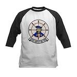 USS LAFFEY Kids Baseball Jersey
