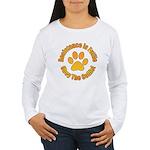 Collie Women's Long Sleeve T-Shirt