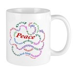 Fred-is-Peace, right handed Mug