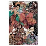 Large Japanese Tattoo Poster