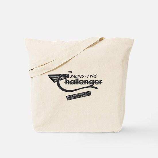 Challenger Vintage Tote Bag