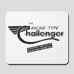 Challenger Vintage Mousepad