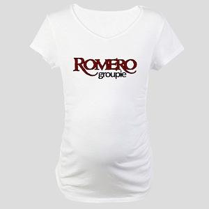 Romero Groupie Maternity T-Shirt