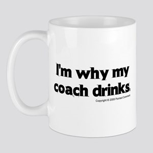 Coach Drinks Mug