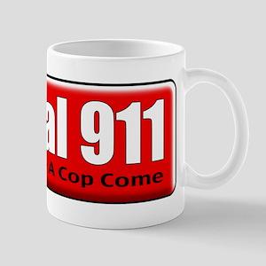 Dial 911 Mug