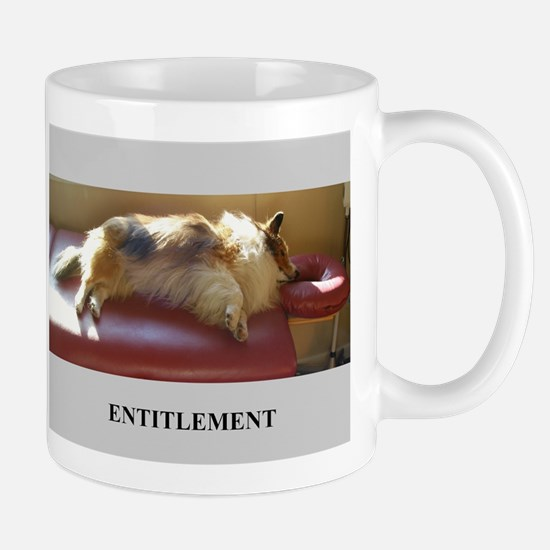 Entitlement Mug