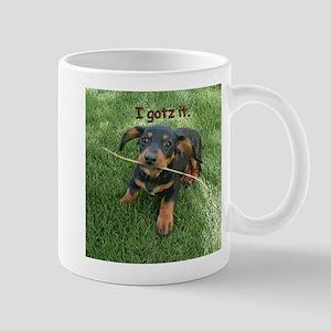 I Gotz It Mug