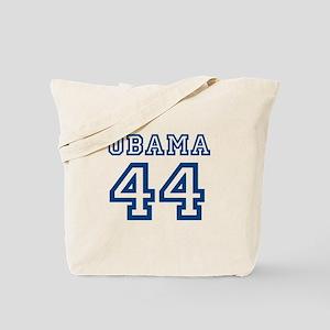 OBAMA 44 JERSEY SHIRT 44TH PR Tote Bag