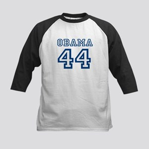 OBAMA 44 JERSEY SHIRT 44TH PR Kids Baseball Jersey