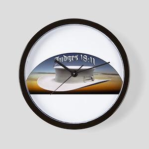 The Danites Wall Clock