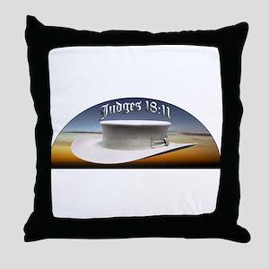 The Danites Throw Pillow