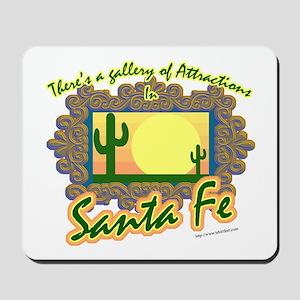 Santa Fe Gallery Mousepad