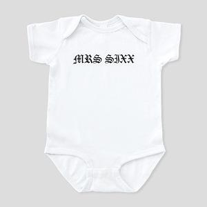 MRS SIXX Infant Bodysuit