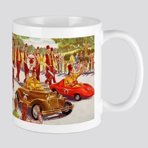 Shriner Mini Cars Mug