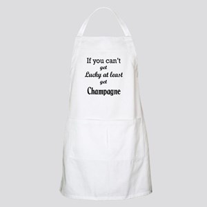 If you can't get lucky at least get Ch Light Apron